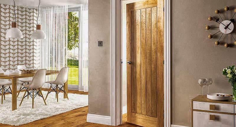Οικια Λαμια, εσωτερικες πορτες
